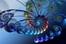 ♥Fractals♥ / by ♥Vicki Marie♥