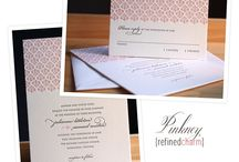 Paper and Printable Love / Stationary and free printables. / by Jen