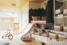 Home-chambre enfant / by Séverine Seintourens