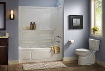 Bathrooms / by Bridget Henny-Fortier