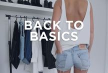 Back To Basics / by HauteLook