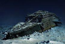 """TITANIC"" / The real ship & passengers  / by CJ Manowski"