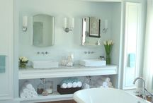 bathrooms / by Michele Giardiniere Lisi