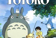 Totoro / by Jesstar666