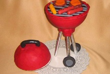 Grill Groom's Cake / by Alison Zunklei