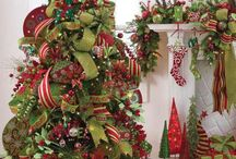 Christmas decorating / by Mary Ann Davis