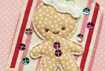 Gingerbread men! / by Jill AnnMarie