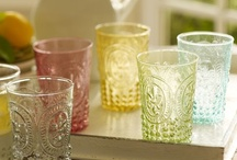 Stemware & Glassware Obsession / by Angela Hassan