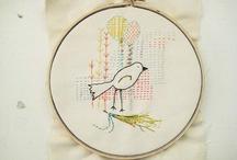 stitching / by Jennifer Kotas