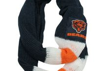 Chicago Bears  / by Miriam Gonzalez