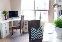 My office  / by Jessica Barnett