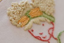 embroidery stitches / by Sarah Hopkins