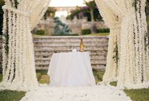 Outdoor Wedding / by Karla Marie