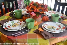Fall Ideas / by Donna Parrish