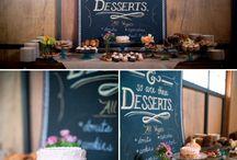 Dessert Tables & Ideas / by Kendari Gordon