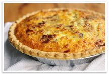 QUICHES / by Michelle Morgan
