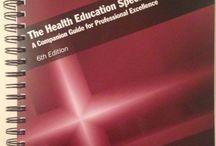 Health Educator / by Keri DeLucia