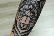 Tattoo inspiration / Get inspired for your next tattoo / by Isabella   ASOS Personal Stylist