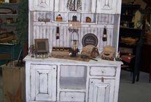 Homestead Primitives Inc. / Hand made primitives. / by Homestead Primitives Inc.
