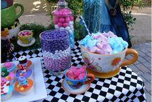 Birthday party ideas  / by Holly Yates