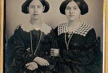 People - Circa 1850's! / by Sandy Hall