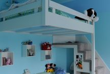 Kid Rooms / by Stephanie Adams