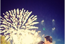 Fireworks Wedding Photos Inspiration / by Warren and Jackie Wedding Photography Brown's Photography