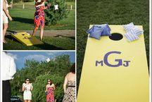 Wedding Lawn Games  / by Rustic Wedding Chic