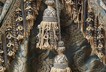 Embellishment / Added to or made that way.  Ornate, highly patterned. / by Susan Cohan