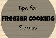 Freezer Recipes Information and more / by Lauras Little House Tips