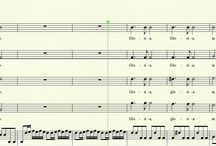 shs choir music / by Sandi Eckberg