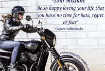 MoToR SAyiNgs / by Lisa Cannon