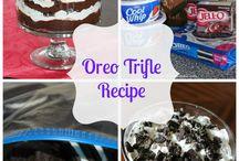 Trifles and Desserts / yummy desserts / by Miranda Hoffmann
