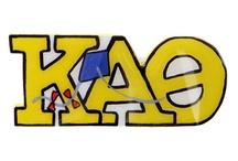 Kappa Alpha Theta / by Lana Jane Kriss