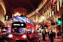 London's Calling / by Wanderlust Designer