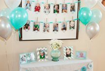 Teagan first bday / by Alyssa Trussoni Catalani