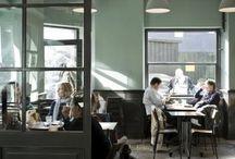 Reuse in cafés, shops, pubs and restaurants. / by Salvo Fair
