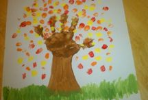 Fall crafts / by Lacey Spears