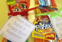 End of School Gift Ideas! / by Sandra Matejka