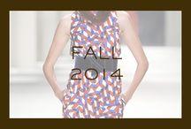 Carolina Herrera Fall 2014 / Carolina Herrera Fall 2014 Collection  / by Carolina Herrera