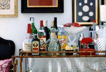 Bar Carts / by Elizabeth Larkin