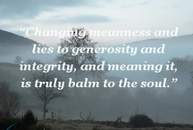 Inspirational Quotes / by Chris Maines