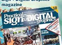 Practical Sign + Digital Graphics / The Journal for the Visual Communication Industries  / by Sign Africa