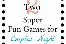 Ideas for couples dinner...  / by Kimberly Jones