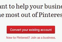 Pinterest for Business / by Jeff Nelson