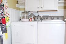 Laundry room / by Susan Splett