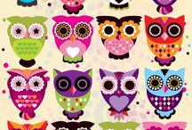 Owls / by Tammy Thayer