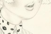 Illustration / by Miruna Pria