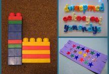 Transitional Kindergarten Ideas / by Jennifer Sharrer