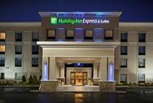 Holiday Inn Express / by Holiday Inn Express Malone